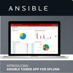 Red Hat stellt Ansible Tower App für Splunk vor
