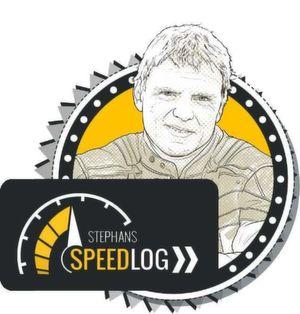 Rasender Reporter: An dieser Stelle redet »bike und business«-Chefredakteur Stephan Maderner regelmäßig Benzin.