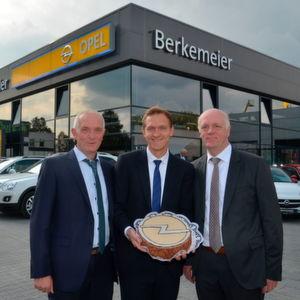 Opel Berkemeier besetzt Münster neu