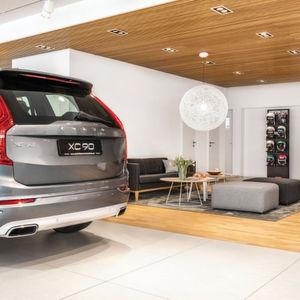 Volvo-Autohaus München: Småland für Große