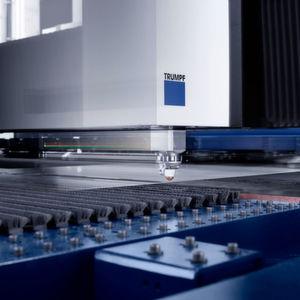 Neues Maschinenkonzept fürs Laserschneiden