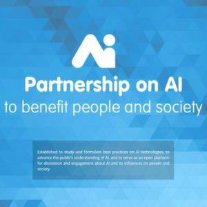 Amazon, Google, Facebook, IBM und Microsoft schmieden KI-Allianz