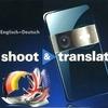 Shoot & Translate macht das Handy zum Dolmetscher