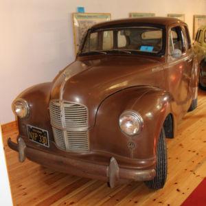 Austin-Sammler verkauft gesamtes Museum