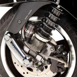 """Wilbers: """"Wonder-Front"""" für Vespa GTS Super 300"""