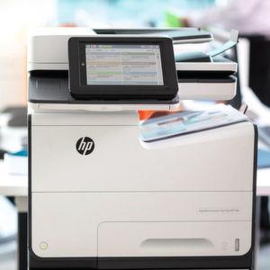 Dezentrales Scannen mit Lösungen von HP