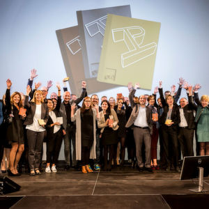 Viermal Gold beim GWA Profi Award 2016
