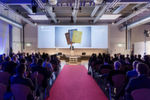 Die Preisverleihung des GWA Profi am 11. Oktober im Rahmen der B2B Markenkonferenz war gut besucht.