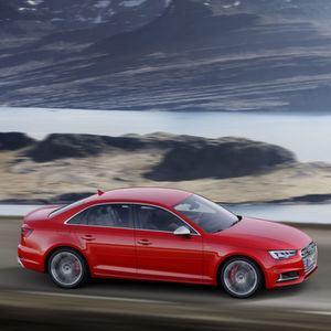 Audi im September nur noch knapp im Plus