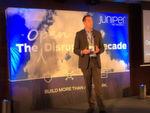 James Morgan, Vice-President Sales UK & Ireland, schlägt die Brücke von der weltweiten Betrachtung nach Europe.
