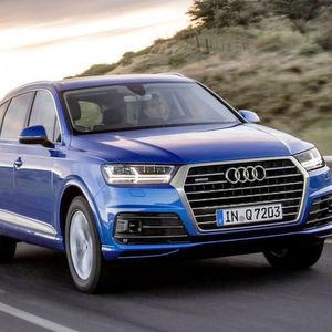 Audi-Rückruf: Lose Sitzreihe im Q7