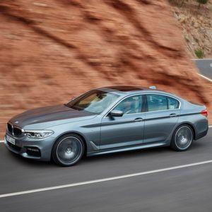 Neuer BMW 5er: Anleihen bei der Oberklasse