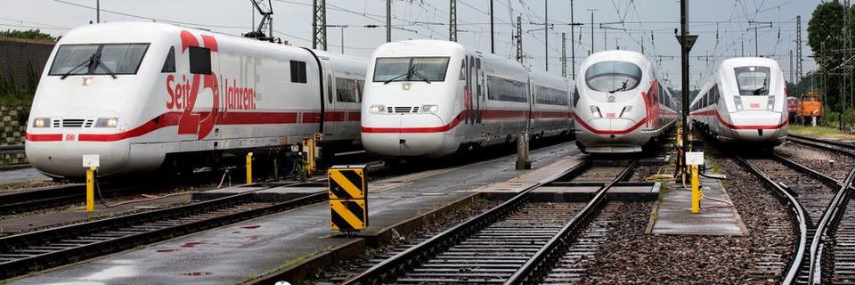 Bahn frei für den ICE 4