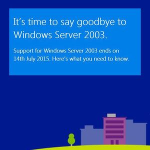 Windows Server 2003 nach Support-Ende absichern