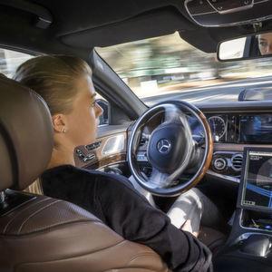 Autonome Mercedes sollen im Zweifel immer den Fahrer schützen