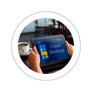 Virtuelle Desktops für mobiles Arbeiten