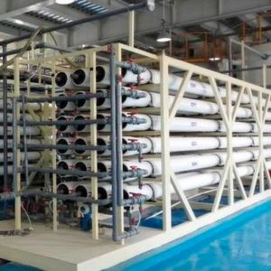 Membrane Solutions for Industrial Wastewater Reuse