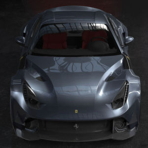 Bengala F12 Caballería: Wie in Need for Speed Carbon