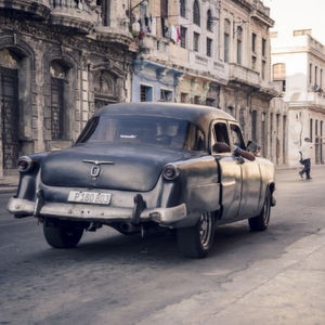 Auf den Straßen von Kuba: Improvisation ist alles