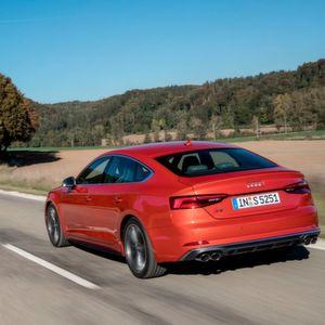 Gefahren: Audi A5 Sportback