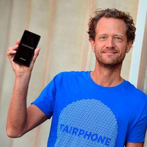 Faires Smartphone und recycelter Beton – Umweltpreis ehrt kreative Köpfe