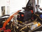 Gewicht gespart: Durch den Einsatz von SiC-Schottky-Dioden wurde der Inverter des Fahrzeugs um 2 kg leichter.
