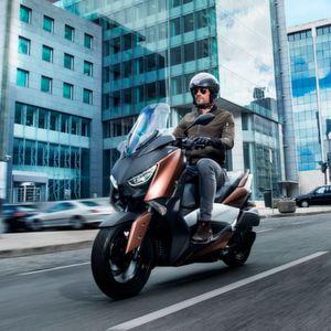 Yamaha: Komfortabel rollern mit X-Max 300