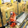 Automated cell for mould production reduces set-up times