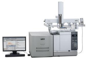 Neues GC-TOF-Massenspektrometer