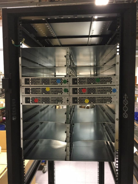 Abbildung 1: Laut Entwicklungsleiter Yuval Bachar hat Open19 inzwischen den ersten Prototypen für sein 19-Zoll Rack-Design