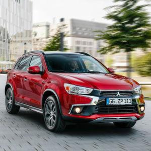 Mitsubishi ASX: Mit neuer Dynamik
