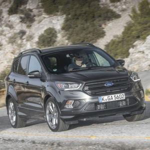 Ford Kuga: Auffrischung für den SUV-Bestseller