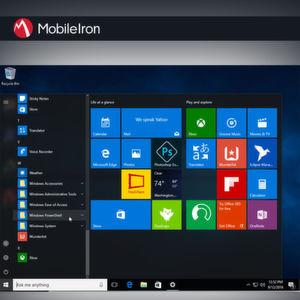MobileIron schlägt Brücke zu Windows 10