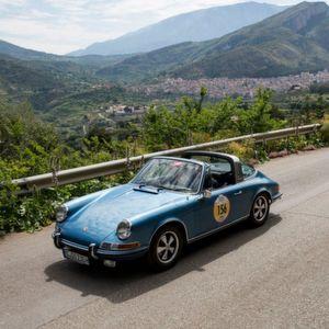 Gefahren: Porsche 911 S 2.2 Targa 1970