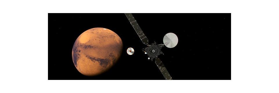 ExoMars: Noch keine Nachricht vom Mars