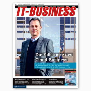 Exklusiv & vorab: die IT-BUSINESS 21/2016