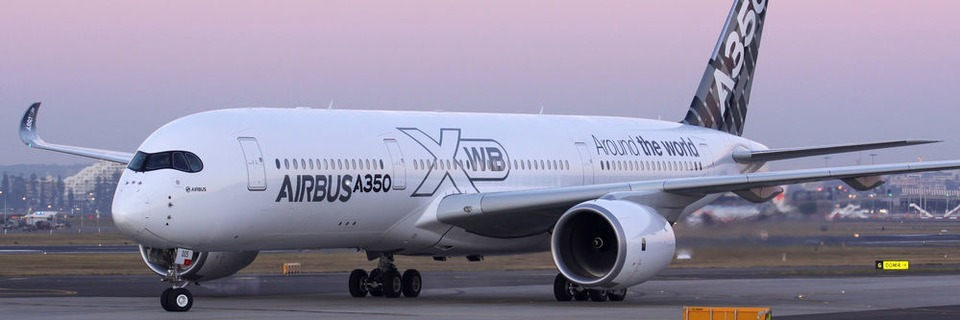 Airbus nutzt 3D-Druck für den A350 XWB