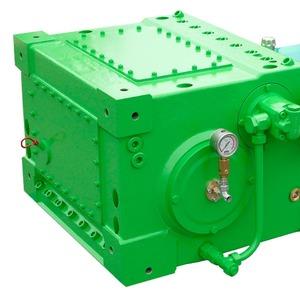 Hochdruck-Plungerpumpen mit neuer Antriebstechnik