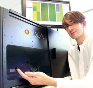 Lesegerät für die Multiplex-Proteinanalyse