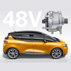 Renault: Erster serienmäßiger 48-Volt-Hybrid