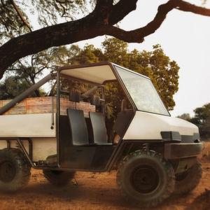 Dieses Auto soll Afrika mobiler machen