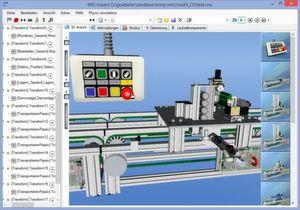 3D-Prozessvisualisierung in Echtzeit