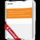 12 Wege: Von der Herausforderung zur Geschäftsmöglichkeit