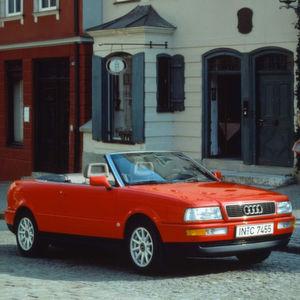 Audi 80: Im dritten Anlauf zum Premium-Status