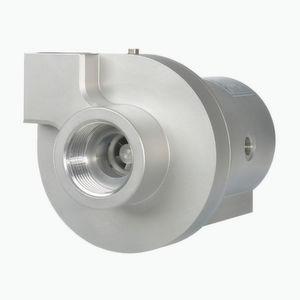 Turbo Kompressoren mit Gaslagerung