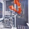 Roboter verdienen sich ihren Platz in der Werkzeugmaschine