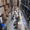 Produktionsversorgung im Dreischichtbetrieb