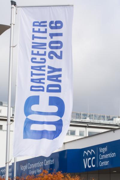 Am 25. Oktober 2016 fand der zweite DataCenter Day von Vogel IT-Medien statt