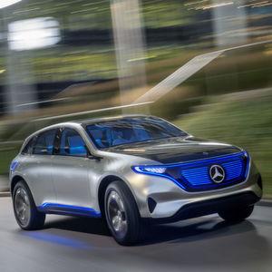 Daimler baut neues Elektroauto in Bremen