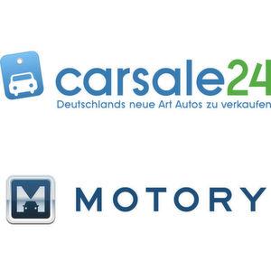 Carsale 24 und Motory fusionieren